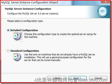 Standard Configuration
